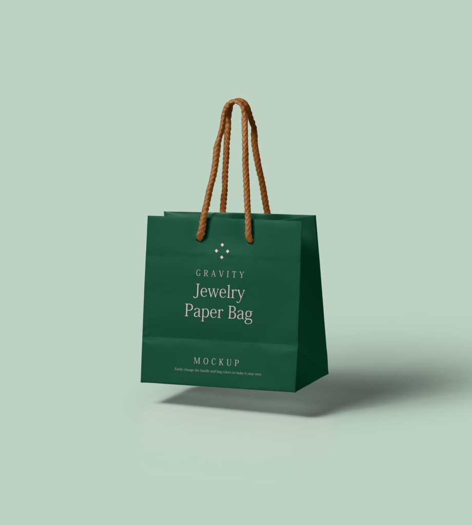 Jewerly Paper Bag