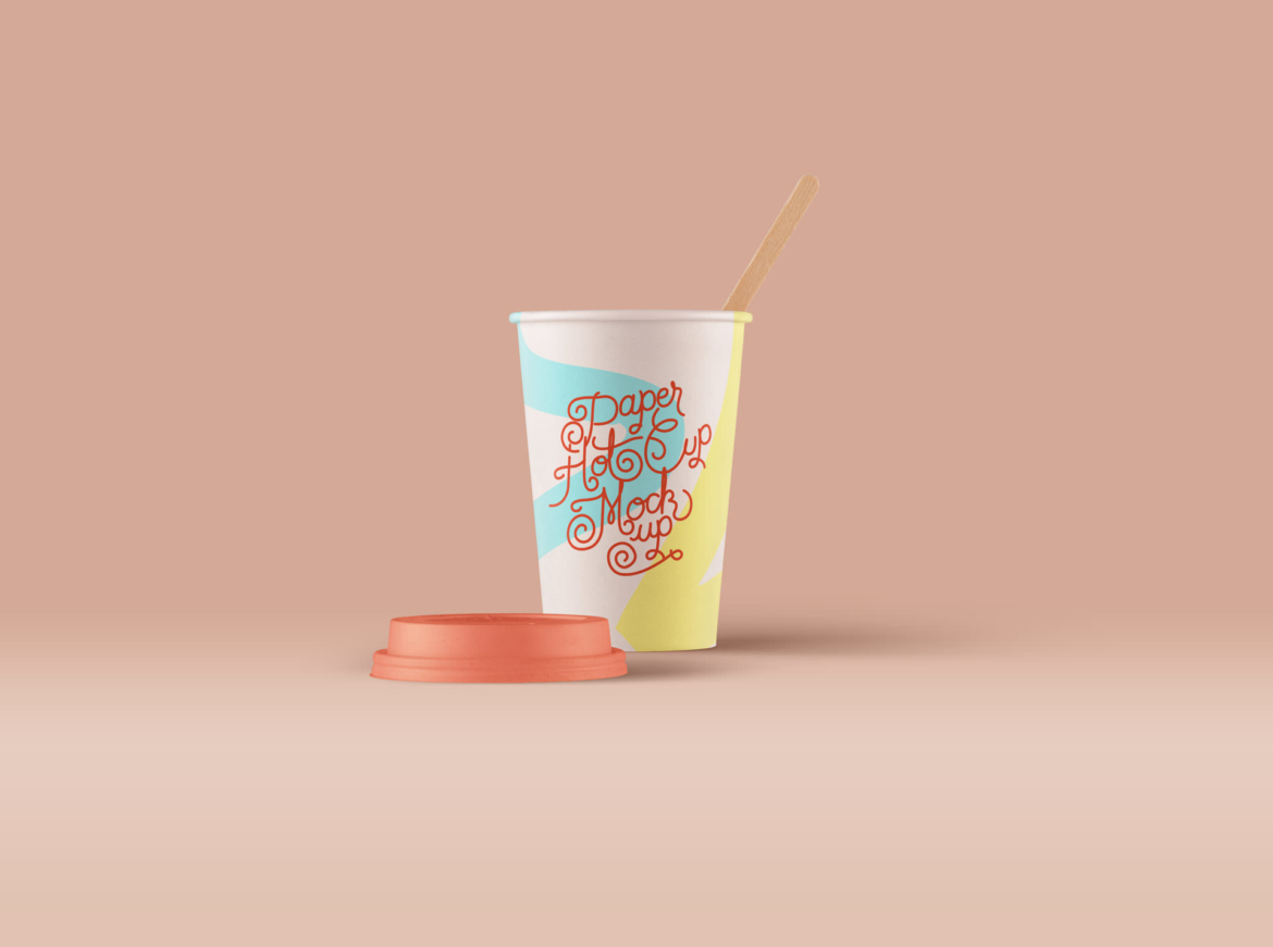 Two Paper Cups